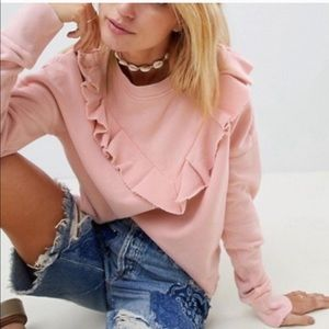 FP 🌸 Uptown Pink Sweater